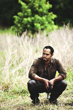 The Walking Dead // Martinez