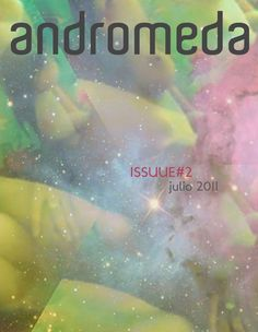Tapa Andrómeda Magazine. Revista Digital Córdoba. Julio 2011.
