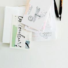 Bohème Circus - Papier et créativités - #creative #happymail #creativity