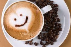 Vamos con un café especial para animar este martes gris y comenzar el día con una sonrisa :)