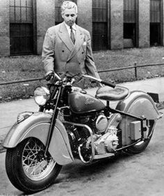 Ralph Rogers -The captain of Indian Motorcycles when the ship sunk n'53
