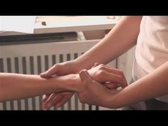 Very simple hand and arm #massage technique while your client has her masque on.