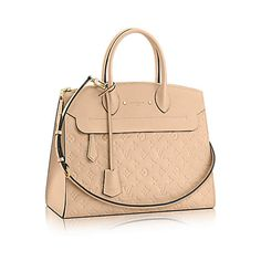 Okay, can we say officially on record that Louis Vuitton's Empreinte Pont-Neuf Bag is such a beautiful sight to behold? Louis Vuitton Australia, Sacs Louis Vuiton, Sacs Design, Canvas Handbags, Purses For Sale, Leather Design, Crossbody Shoulder Bag, Shoulder Bags, Luxury Bags