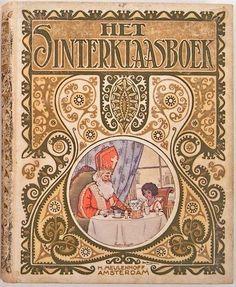 Het Sinterklaasboek 1922