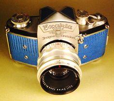 Exakta Varex VX camera with Biotar lens.