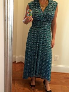 Loveappella Birdie hi-lo dress