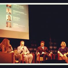 Discussing how digital is defining diplomacy #sgsglobal