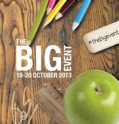 The BIG Event is nearly upon us. Don't forget to use the hashtag #thebigevent for any BIG EVENT Facebook, Instagram, or Twitter posts. We want to see and hear your excitement about THE BIG EVENT!