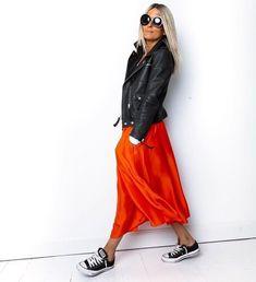 Comment porter un perfecto en cuir - Summer Fashion Adrette Outfits, Casual Outfits, Fashion Outfits, Fashion Trends, Look Fashion, Girl Fashion, Autumn Fashion, Womens Fashion, 70s Fashion
