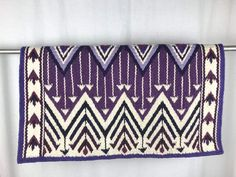 Produced in Europe. about 5 lbs. Horse Gear, Horse Tack, Aztec Blanket, Saddle Blanket, Baby Horses, Beautiful Hands, Primary Colors, Mauve, Hand Weaving
