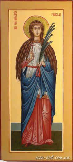 The Holy Martyr Agnes Roman