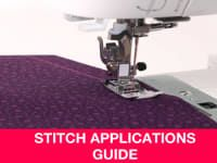 ONE™ Sewing Machine Sewing Hacks, Sewing Projects, Sewing Tips, Machine Quilting, Machine Embroidery, Singer One, Serger Sewing, Sewing Accessories, Learn To Sew