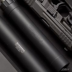 Suppressed pistol, guns, weapons, self defense, protection, 2nd amendment, America, firearms, munitions #guns #weapons