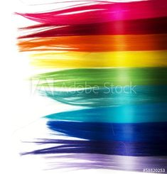 Fashion rainbow hair background Rainbow Wallpaper, Coloured Hair, Rainbow Hair, Clipart, Rainbow Colors, Your Hair, Hair Color, Colouring, Makeup