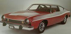 1974 AMC Matador X Coupe