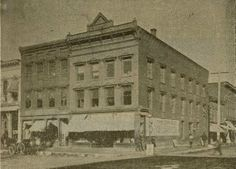 Danville Dry Goods Store - 1895-1915 - Danville, KY