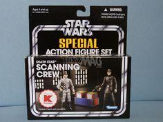 ToyzMag.com » Star Wars : Death Star Scanning Crew (Special Action Figure Set)