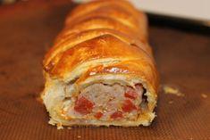 Mince Meat, Beef Wellington, Sushi, Bread, Ethnic Recipes, Food, Pie, Brot, Essen
