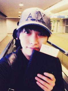 Sungmin Blog Update