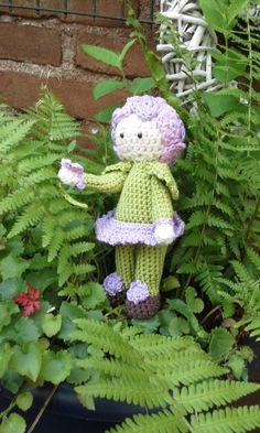 Hortencia  made by annie