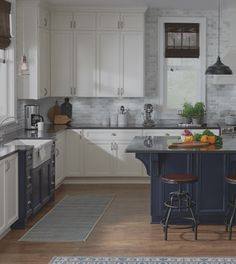 Cabinet makeover, or refacing, refreshes your kitchen in a matter of days with little to no mess. We have the latest cabinet styles and colors. Contact us for a FREE in-home consultation. Home Depot - for makeovers and new look! Home Depot Cabinets, Kitchen Cabinets To Ceiling, Cabinets To Go, Refacing Kitchen Cabinets, Cabinet Refacing, Kitchen Cabinet Colors, Cabinet Makeover, Painting Kitchen Cabinets, Diy Home Interior