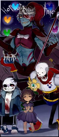 #horrortale #undertale #blood #fanart #colored #sketch