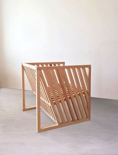 cube-chair : Per Jensen