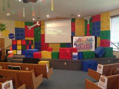 @cokesburyvbs my workshop of wonders VBS from this summer!