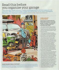 Garage Organization - Page 1