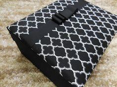 お裁縫箱 ♥ モロッカン ブラック -39