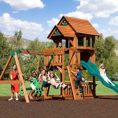 Backyard Discovery Windsor Swing Set II, $2,000