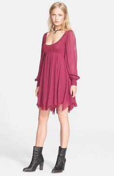Free People 'Tatiana' Beaded Swing Dress at Nordstrom.com