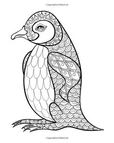 Adult Coloring Book Animal Kingdom Animals Out The Wazoo Two Hoots