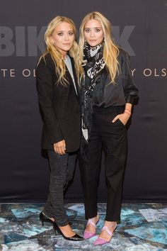 The Olsen Twins expand their fashion empire
