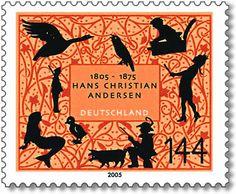 144 Cent-Sondermarke von Deutschland (2005) zum 200. Geburtstag    de.academic.ru