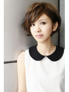 #shorthair #japanese #hairstyle