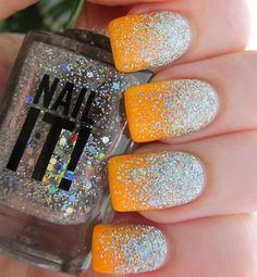 Wow,how pretty,love this.. #nail #nails .click to see more Lovely Nail Art Ideas for Summer