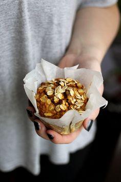 Healthy pumpkin muffins recipe without sugar