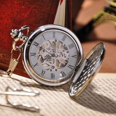 skeleton watches for men red Patek Philippe Aquanaut, Swatch, Mechanical Pocket Watch, Watch Tattoos, Skeleton Watches, Luxury Watches For Men, Watch Sale, Omega Watch, Silver