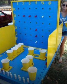 24 Off Grid, Backyard Games For Your Family - Backyard Garden Diy Kids Diy Yard Games, Diy Games, Backyard Games, Backyard Projects, Garden Games, Backyard Parties, Free Games, Off Grid, Games For Teens