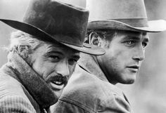 Redford and Newman - Butch Cassidy and the Sundance Kid