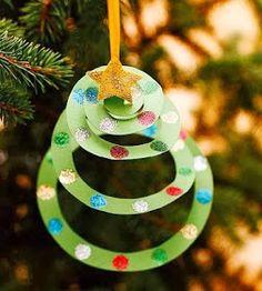 Klinkers in Beeld: Kerstspiraal