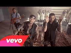We Are Done by The Madden Brothers (??? Love the song, but their look is totally incongruous with the sound. If this is the direction they're going in, they should probably shed the look from their Good Charlotte days...)