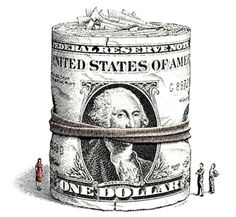 rolls of bills money Apple Inc, Business Interruption Insurance, Donald Trump, White House Plans, Employee Benefit, Heritage Foundation, Republican Presidents, Tattoo Project, Duke University