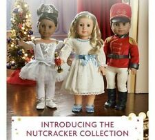 Limited Edition American Girl Nutcracker Prince /& Clara Outfit Set No Dolls