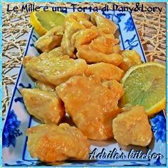 Le Mille e una Torta di Dany&Lory: Pollo al limone alla cinese
