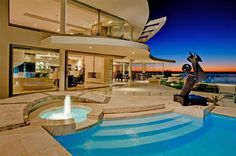 south african mansions | Luxury Mansions and Luxury Villas in Africa Homes of the Rich and ...