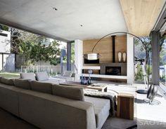 Glen house by Stefan Antoni Olmesdahl Truen Architects