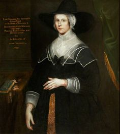 BBC - Your Paintings - Catherine Lucas (1617–1701/1702), Lady Pye, 'Dame Catherine Pye' Henry Giles 1639