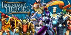 Free Amazon Android App of the day for 10/09/2015 only! Normally $3.99 but for today it is FREE!! Legendary Heroes Product Features ACTION REAL-TIME STRATEGY (MOBA) HEROES WITH UNIQUE SPECIAL POWERS TEAM BASED KEEP PROGRESS ACROSS MATCHES HOURS OF GAME PLAY IN CAMPAIGN MODE